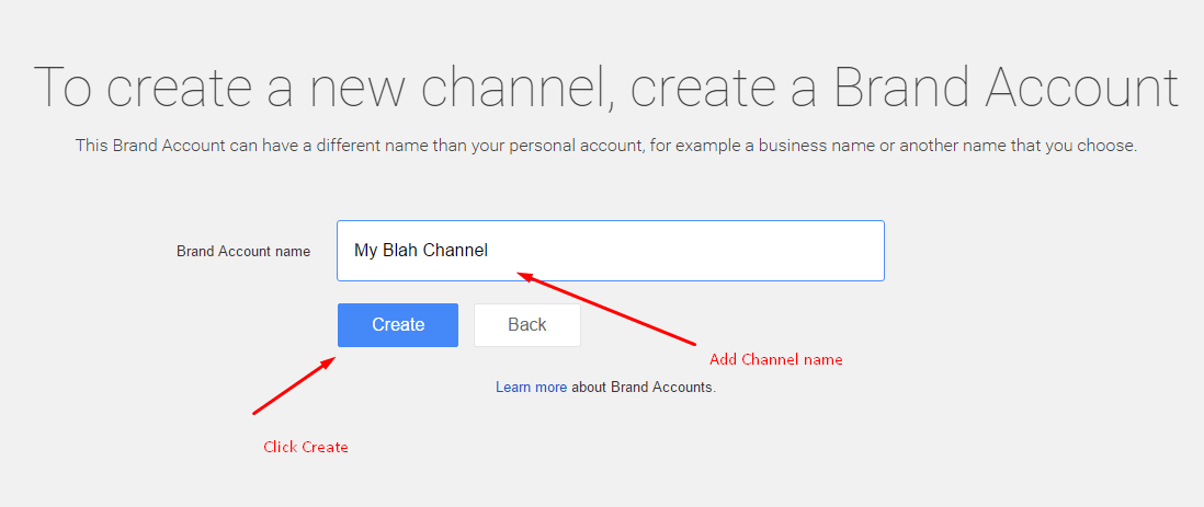 How to Create Multiple YouTube Channels in Single Gmail Account